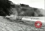 Image of Allied troops practicing amphibious assaults  Dartmouth England, 1944, second 1 stock footage video 65675066889