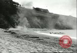 Image of Allied troops practicing amphibious assaults  Dartmouth England, 1944, second 2 stock footage video 65675066889