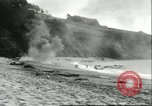 Image of Allied troops practicing amphibious assaults  Dartmouth England, 1944, second 8 stock footage video 65675066889
