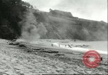 Image of Allied troops practicing amphibious assaults  Dartmouth England, 1944, second 9 stock footage video 65675066889