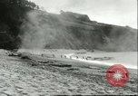 Image of Allied troops practicing amphibious assaults  Dartmouth England, 1944, second 12 stock footage video 65675066889