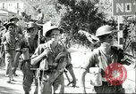 Image of British troops Sicily Italy, 1943, second 2 stock footage video 65675066893