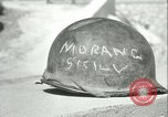 Image of enemy fortifications Sicily Italy, 1943, second 3 stock footage video 65675066904