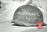 Image of enemy fortifications Sicily Italy, 1943, second 4 stock footage video 65675066904