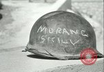 Image of enemy fortifications Sicily Italy, 1943, second 6 stock footage video 65675066904