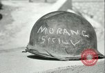 Image of enemy fortifications Sicily Italy, 1943, second 9 stock footage video 65675066904