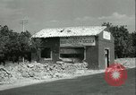 Image of enemy fortifications Sicily Italy, 1943, second 11 stock footage video 65675066904