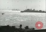 Image of Allied invasion convoy Mediterranean Sea, 1943, second 3 stock footage video 65675066907