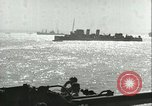 Image of Allied invasion convoy Mediterranean Sea, 1943, second 11 stock footage video 65675066907