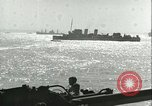 Image of Allied invasion convoy Mediterranean Sea, 1943, second 12 stock footage video 65675066907