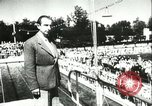 Image of swimming meet Toulouse France, 1943, second 2 stock footage video 65675066908