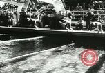 Image of swimming meet Toulouse France, 1943, second 3 stock footage video 65675066908
