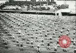 Image of gymnastic exhibition Prague Czechoslovakia, 1943, second 11 stock footage video 65675066909