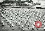 Image of gymnastic exhibition Prague Czechoslovakia, 1943, second 12 stock footage video 65675066909