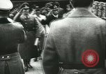 Image of European military attaches Soviet Union, 1943, second 3 stock footage video 65675066910