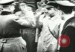 Image of European military attaches Soviet Union, 1943, second 8 stock footage video 65675066910