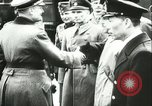 Image of European military attaches Soviet Union, 1943, second 9 stock footage video 65675066910