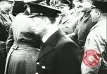 Image of European military attaches Soviet Union, 1943, second 10 stock footage video 65675066910
