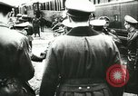 Image of European military attaches Soviet Union, 1943, second 11 stock footage video 65675066910