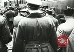 Image of European military attaches Soviet Union, 1943, second 12 stock footage video 65675066910