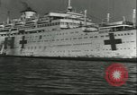 Image of Italian civilians Mediterranean Sea, 1943, second 9 stock footage video 65675066918