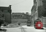 Image of bomb damage Palermo Italy, 1943, second 12 stock footage video 65675066930