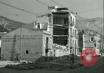 Image of bomb damage Palermo Italy, 1943, second 4 stock footage video 65675066931