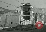 Image of bomb damage Palermo Italy, 1943, second 5 stock footage video 65675066931