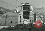 Image of bomb damage Palermo Italy, 1943, second 9 stock footage video 65675066931