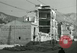 Image of bomb damage Palermo Italy, 1943, second 10 stock footage video 65675066931