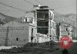 Image of bomb damage Palermo Italy, 1943, second 11 stock footage video 65675066931