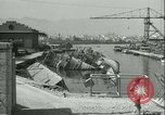 Image of bomb damage Palermo Italy, 1943, second 2 stock footage video 65675066932