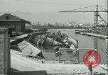 Image of bomb damage Palermo Italy, 1943, second 3 stock footage video 65675066932