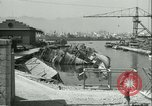 Image of bomb damage Palermo Italy, 1943, second 4 stock footage video 65675066932