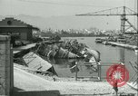 Image of bomb damage Palermo Italy, 1943, second 6 stock footage video 65675066932
