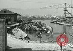 Image of bomb damage Palermo Italy, 1943, second 8 stock footage video 65675066932
