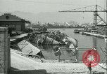Image of bomb damage Palermo Italy, 1943, second 10 stock footage video 65675066932