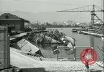 Image of bomb damage Palermo Italy, 1943, second 12 stock footage video 65675066932