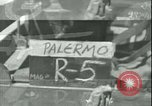 Image of Allied bombing Palermo Italy, 1943, second 1 stock footage video 65675066937