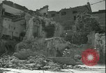 Image of Allied bombing Palermo Italy, 1943, second 3 stock footage video 65675066937
