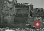 Image of Allied bombing Palermo Italy, 1943, second 8 stock footage video 65675066938