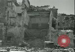 Image of Allied bombing Palermo Italy, 1943, second 10 stock footage video 65675066938