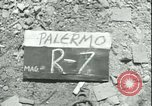 Image of Allied bombing Palermo Italy, 1943, second 2 stock footage video 65675066939