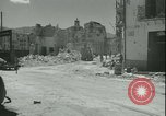 Image of Allied bombing Palermo Italy, 1943, second 7 stock footage video 65675066939