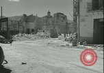 Image of Allied bombing Palermo Italy, 1943, second 8 stock footage video 65675066939