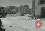 Image of Allied bombing Palermo Italy, 1943, second 10 stock footage video 65675066939