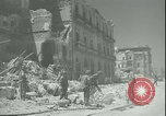 Image of Allied bombing Palermo Italy, 1943, second 4 stock footage video 65675066940