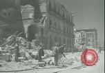 Image of Allied bombing Palermo Italy, 1943, second 5 stock footage video 65675066940