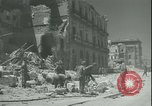 Image of Allied bombing Palermo Italy, 1943, second 7 stock footage video 65675066940