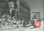 Image of Allied bombing Palermo Italy, 1943, second 9 stock footage video 65675066940